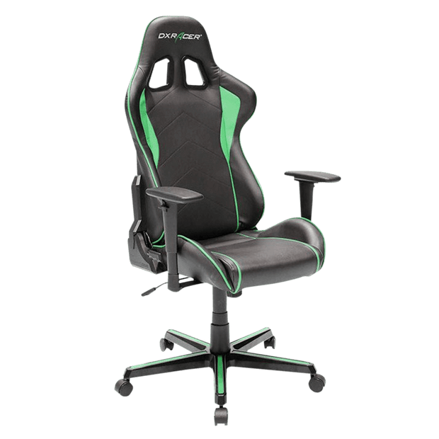DXRacer Formula FH08/NE Gaming Chair - Green OH/FH08/NE general view
