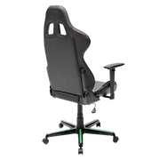 DXRacer Formula FH08/NE Gaming Chair - Green OH/FH08/NE general back view