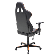 DXRacer Formula FH08/NG Gaming Chair - Grey OH/FH08/NG general back view