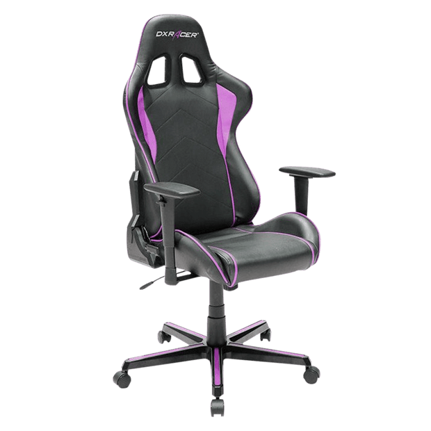 DXRacer Formula FH08/NP Gaming Chair - Pink OH/FH08/NP general front view