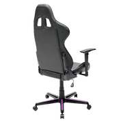 DXRacer Formula FH08/NP Gaming Chair - Pink OH/FH08/NP general back view