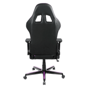 DXRacer Formula FH08/NP Gaming Chair - Pink OH/FH08/NP back view