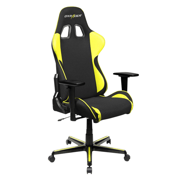 DXRacer Formula FH11/NY Gaming Chair - Yellow OH/FH11/NY general view