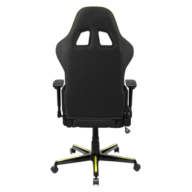 DXRacer Formula FH11/NY Gaming Chair - Yellow OH/FH11/NY back view
