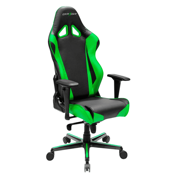 DXRacer Formula RV001/NE Gaming Chair - Green OH/RV001/NE general view