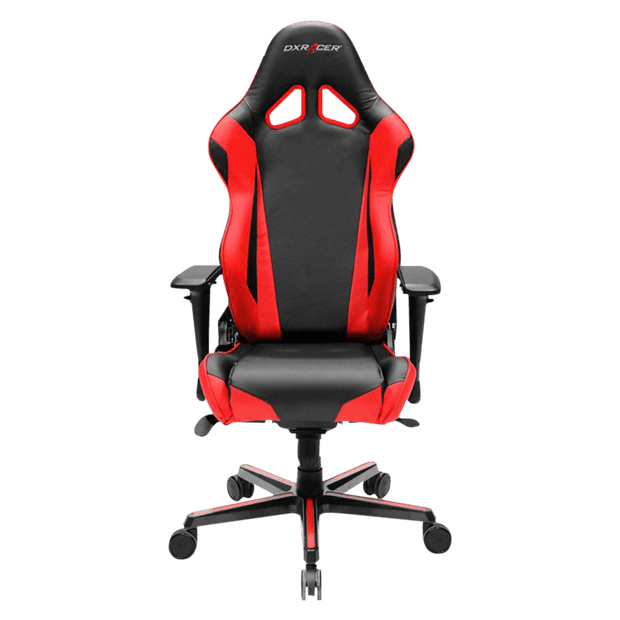 DXRacer Racing RV001/NR Gaming Chair - Red