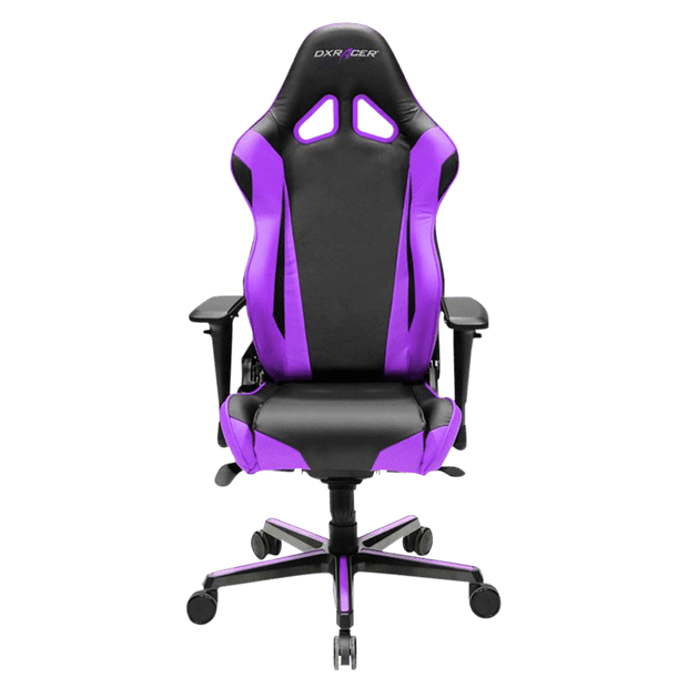 DXRacer Racing RV001/NV Gaming Chair - Violet