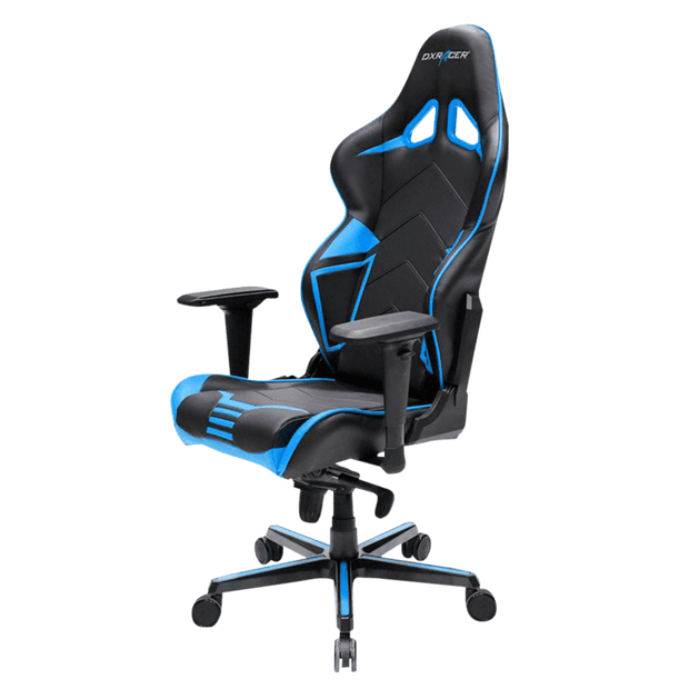 DXRacer Racing RV131/NB Gaming Chair - Blue OH/RV131/NB general view