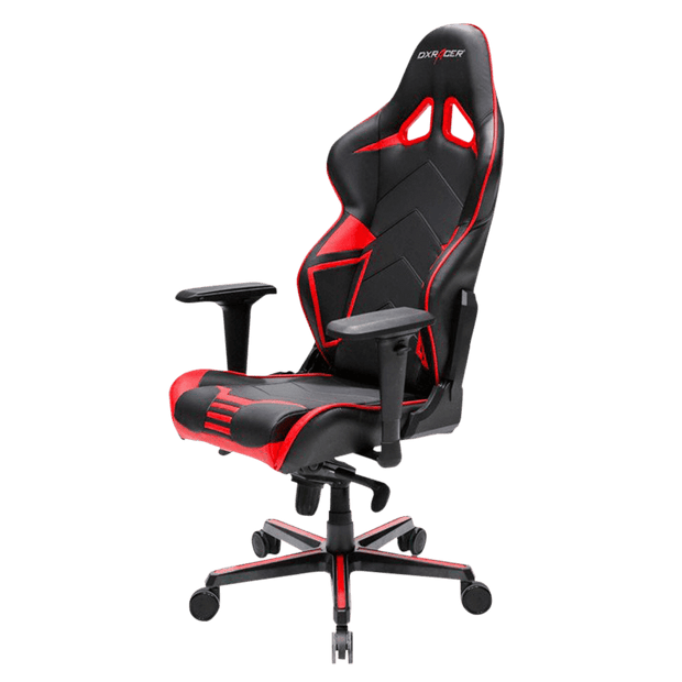 DXRacer Racing RV131/NR Gaming Chair - Red