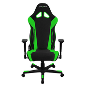 DXRacer Racing RW106/NE Gaming Chair - Green OH/RW106/NE front view