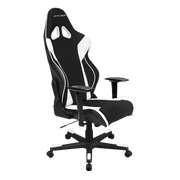 DXRacer Racing RW106/NW Gaming Chair - White OH/RW106/NW sideways view