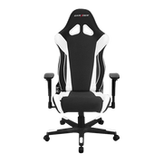 DXRacer Racing RW106/NW Gaming Chair - White OH/RW106/NW front view