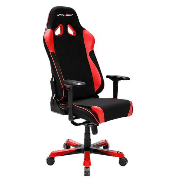 DXRacer Sentinel SJ11/NR Gaming Chair - Red OH/SJ11/NR general view