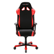 DXRacer Sentinel SJ11/NR Gaming Chair - Red OH/SJ11/NR front view