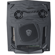 MSI Vortex W25 8SK-059US Workstation Desktop W25 8SK-059US bottom view