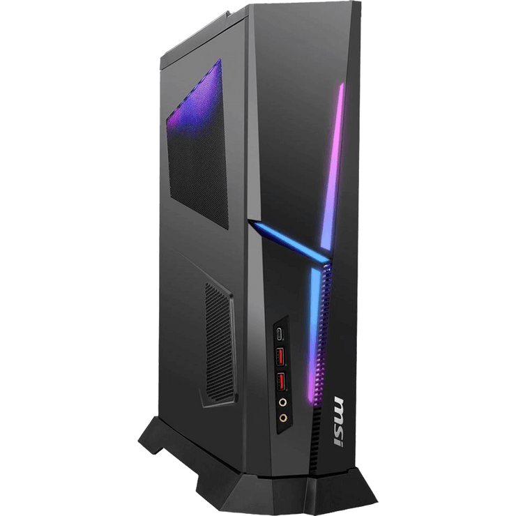 MSI TRIDENT X 9SF-059CA Gaming Desktop TRIDENT X 9SF-059CAMSI TRIDENT X 9SF-059CA Gaming Desktop TRIDENT X 9SF-059CA front view
