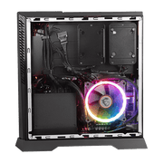 MSI TRIDENT X 9SF-059CA Gaming Desktop TRIDENT X 9SF-059CA side open panel view
