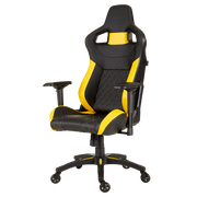 CORSAIR T1 RACE 2018 Gaming Chair - Black/Yellow CF-9010015-WW general view