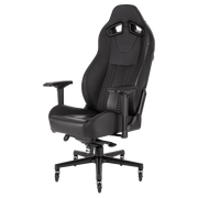 CORSAIR T2 ROAD WARRIOR Gaming Chair - Black/Black CF-9010006-WW general view