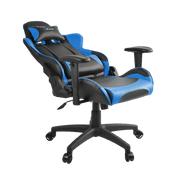 Arozzi Verona V2 Gaming Chair - Blue VERONA-V2-BL general seatdown view