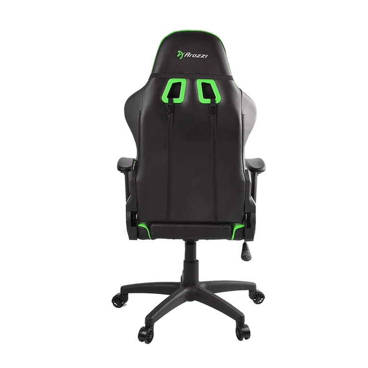 Arozzi Verona V2 Gaming Chair - Green VERONA-V2-GN  back view