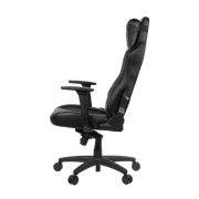 Arozzi Vernazza Gaming Chair - Black VERNAZZA-BK sideway view