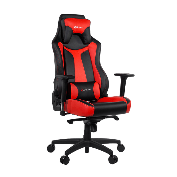 Arozzi Vernazza Gaming Chair - Red VERNAZZA-RD General view 2