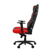 Arozzi Vernazza Gaming Chair - Red VERNAZZA-RD Side view