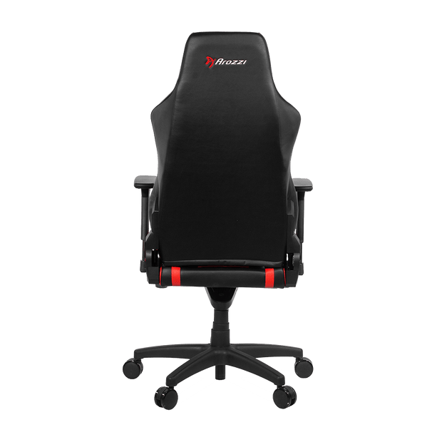 Arozzi Vernazza Gaming Chair - Red VERNAZZA-RD Back view