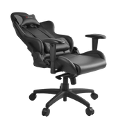 Arozzi Verona Pro V2 Gaming Chair - Black VERONA-PRO-V2-CB General seatdown view