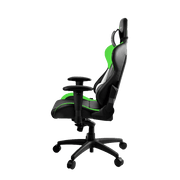 Arozzi Verona Pro V2 Gaming Chair - Green VERONA-PRO-V2-GN side view
