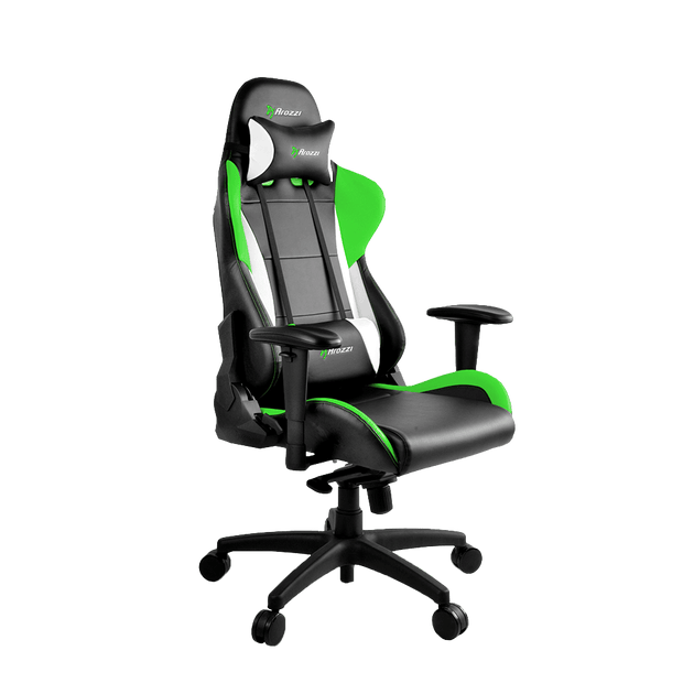 Arozzi Verona Pro V2 Gaming Chair - Green VERONA-PRO-V2-GN General view