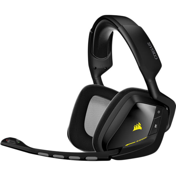 Corsair VOID Wireless RGB Gaming Headset - Carbon CA-9011132-NA general view