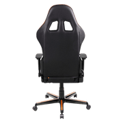 DXRacer Formula FH08/NG Gaming Chair - Grey OH/FH08/NG back view