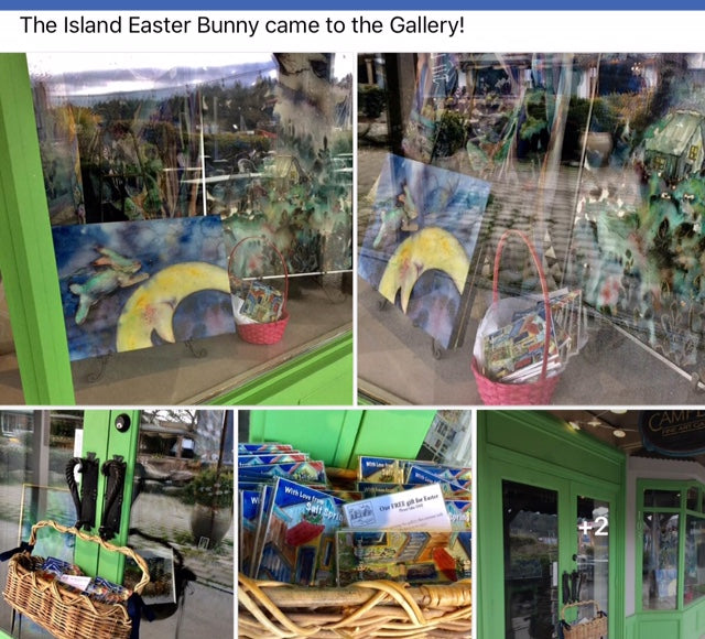 Easter Weekend Gallery Visit