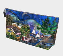 Load image into Gallery viewer, Village View Make Up Bag