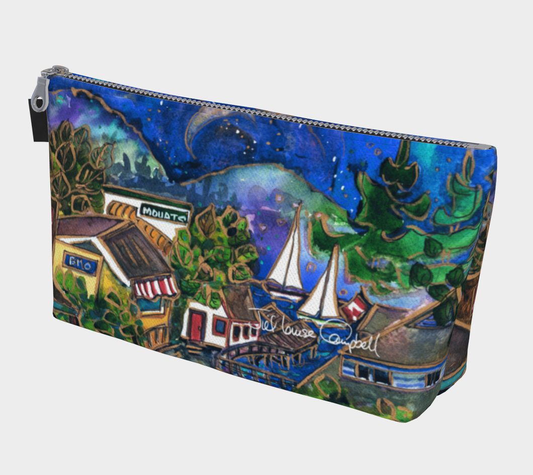 Village View Make Up Bag