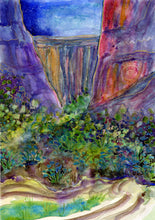 Load image into Gallery viewer, Canyon Whispers : Art Print