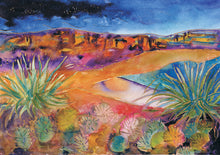 Load image into Gallery viewer, Desert Night : Art Print