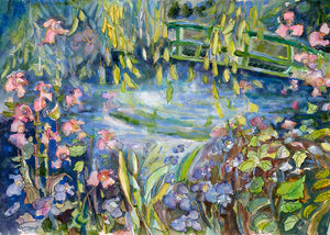 Enchantment at Giverny