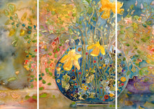 Load image into Gallery viewer, Murano Glass : Triptych