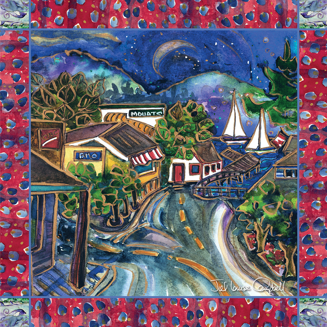 Village View Scarf