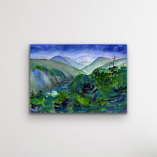 "Load image into Gallery viewer, Malahat Journey : Edition 165 : Large 32""x48"""