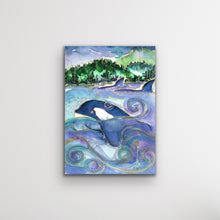 Load image into Gallery viewer, Orcas