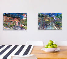 "Load image into Gallery viewer, Salt Spring Island Time : Edition #110 : Small I6""x24"""