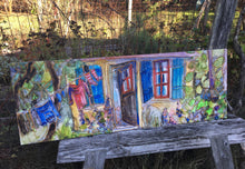 "Load image into Gallery viewer, Pipi Long Stocking : Gallery Show : Edition #II : Small 13""x36"""