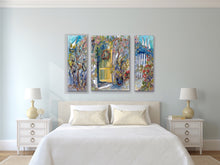 Load image into Gallery viewer, Seaside : Triptych