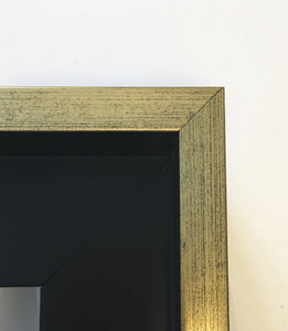 Gold Gallery Frame : Canvas Artwork