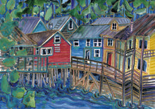 Load image into Gallery viewer, Boardwalk Life : Art Print