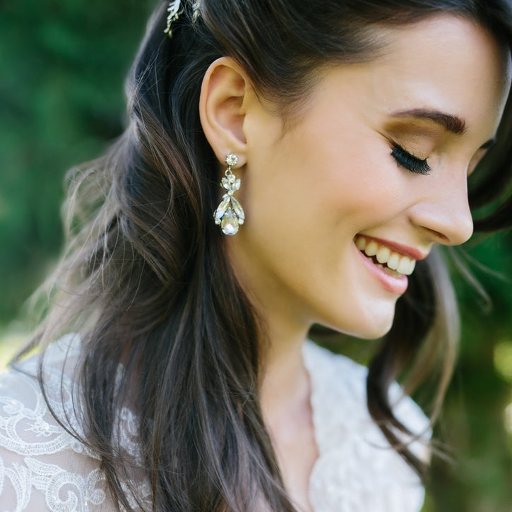Bridal Earrings E1763